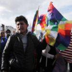 Bolivia. Celano (CS): migliaia di persone marciano per le strade durante lo sciopero generale