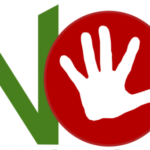 """UN """"NO"""" DAL PENSIERO LUNGO"""
