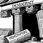 La democrazia si restringe