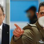 Governo Draghi o governo militare. Il delirio di Sorgi